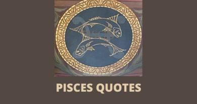 Pisces Quotes Featured