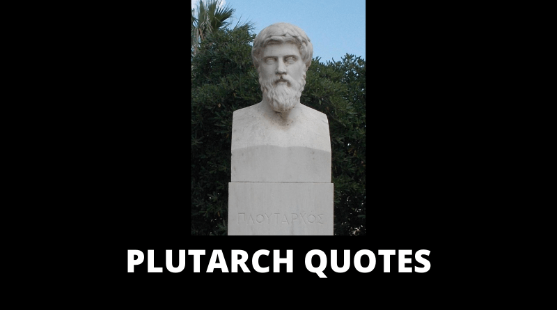 Plutarch Quotes featured