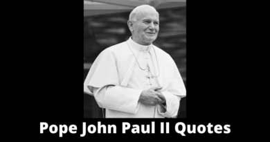 Pope John Paul II Quotes featured