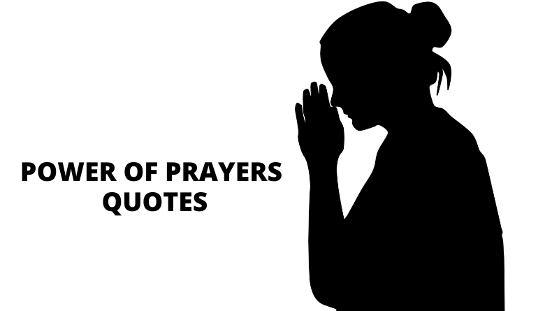 Power Of Prayers Quotes Featured