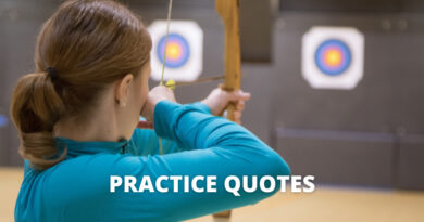 Practice Quotes Featured