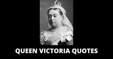 Queen Victoria Quotes featured