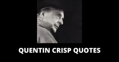 Quentin Crisp Quotes featured