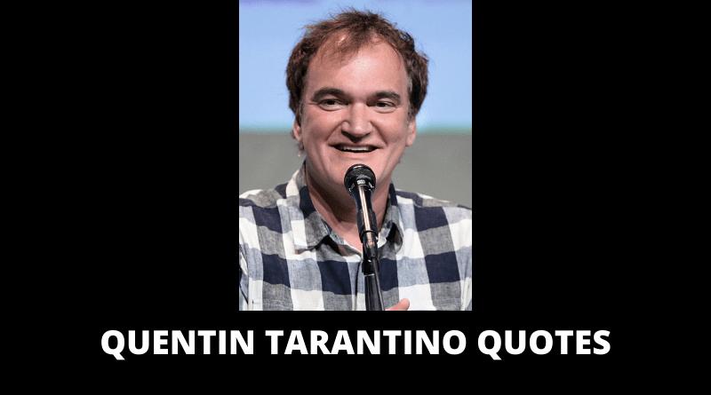 Quentin Tarantino Quotes featured