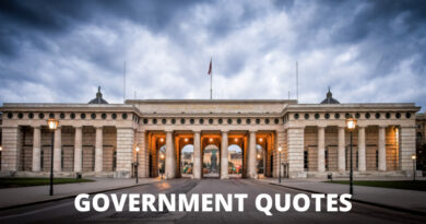 Quotes About Government featured