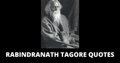Rabindranath Tagore quotes featured