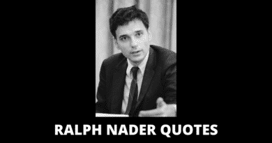 Inspirational Ralph Nader Quotes