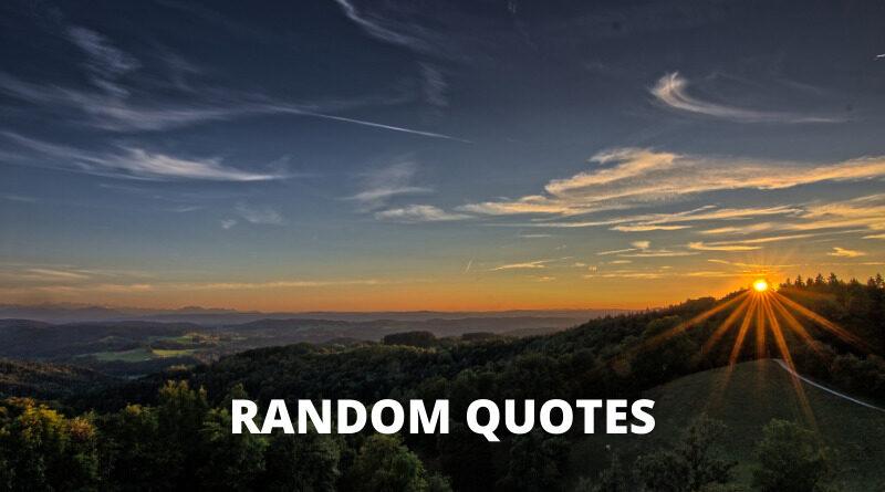 Random Quotes Featured