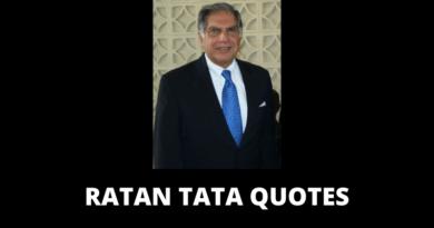 Ratan Tata Quotes featured