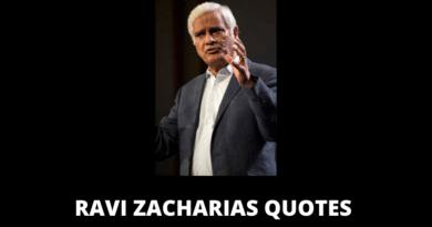Ravi Zacharias Quotes featured