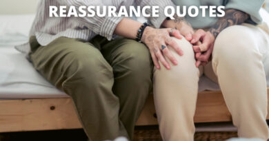 Reassurance Quotes Featured