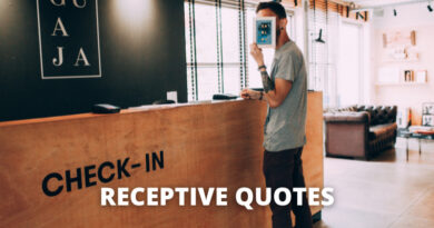 Receptive Quotes Featured