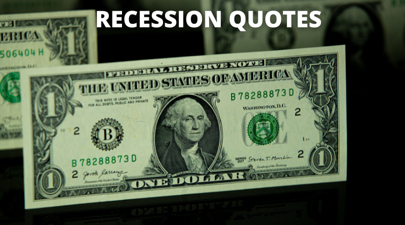 Recession Quotes Featured