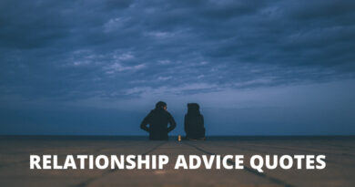 Relationship Advice Quotes Featured