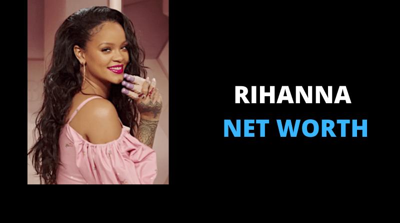 Rihanna Net Worth Featured