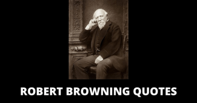 Robert Browning quotes featured