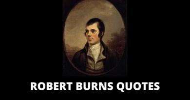 Robert Burns quotes featured