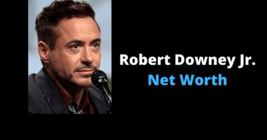 Robert Downey Jr Net Worth featured