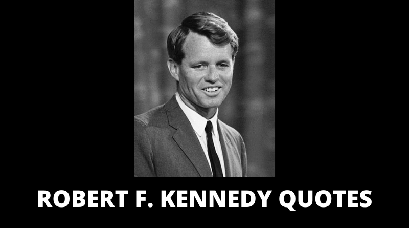 Robert Kennedy quotes featured