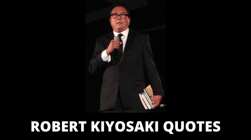 Robert Kiyosaki Quotes feature