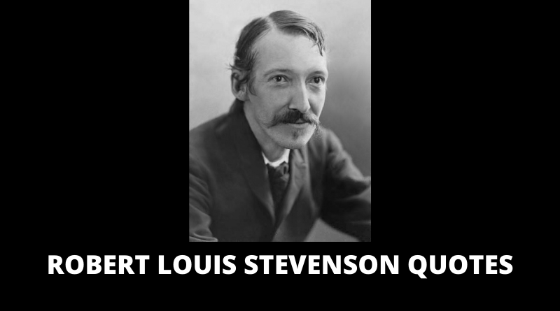 Robert Louis Stevenson Quotes featured