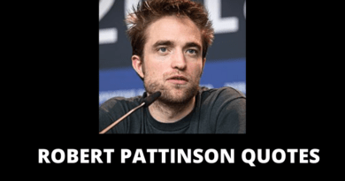 Robert Pattinson Quotes featured