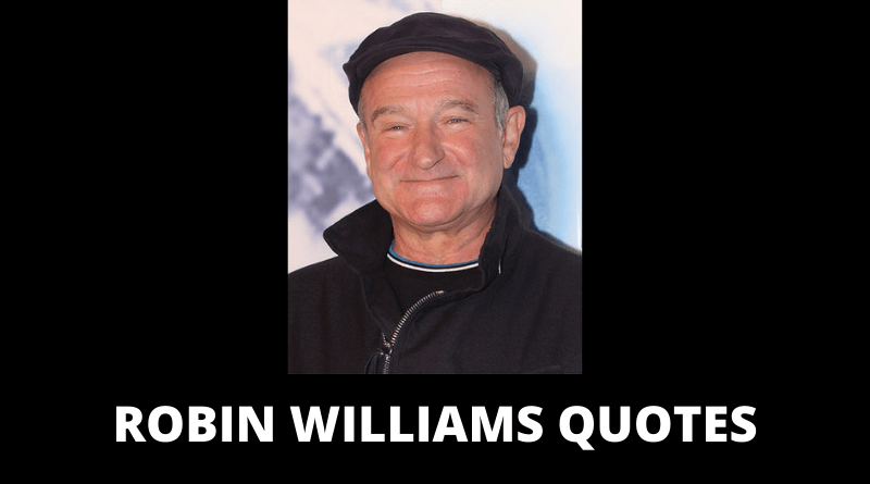 Robin Williams quotes featured