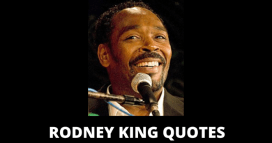 Rodney King Quotes Featured