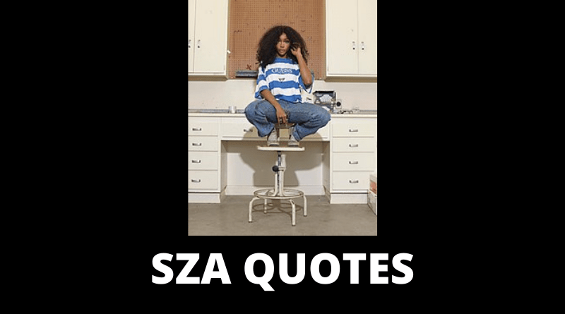 SZA quotes featured