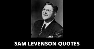 Sam Levenson quotes featured