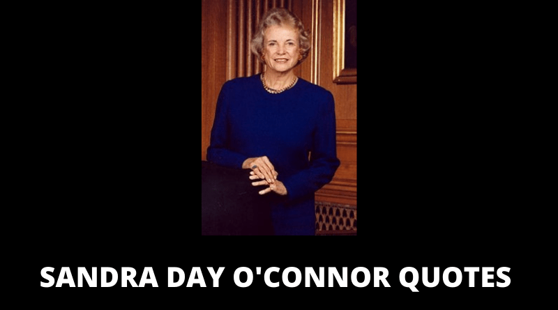 Sandra Day OConnor Quotes featured