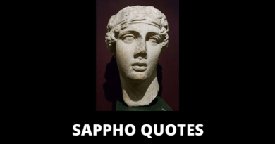 Sappho Quotes Featured