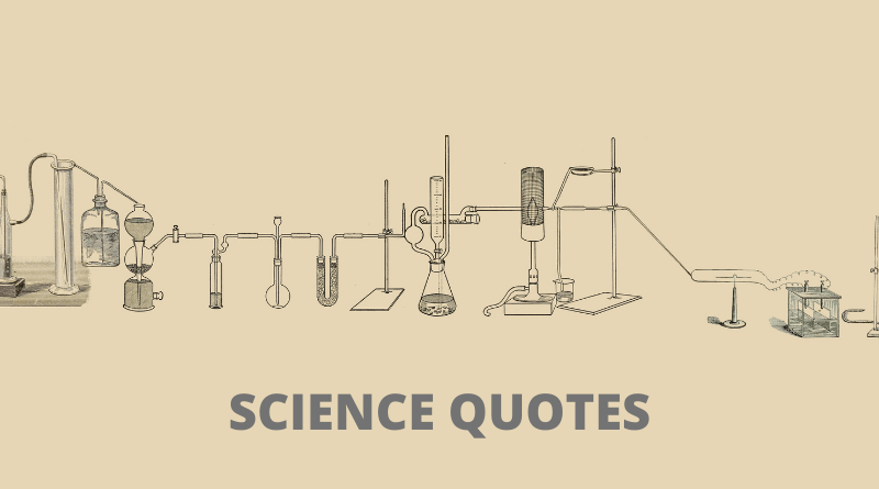Science Quotes Featured