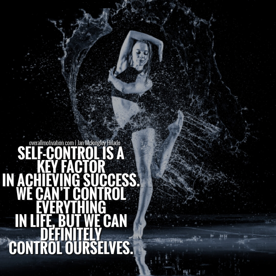 Self Control Quotes: Funny Quotes About Self Restraint