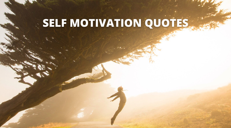 Self Motivation Quotes Featured