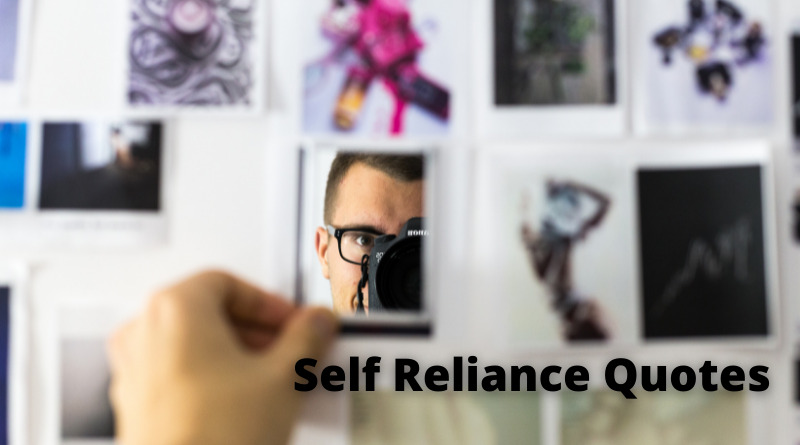 Self Reliance Quotes featured
