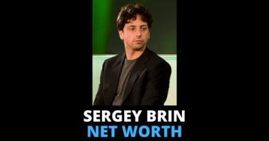 Sergey Brin net worth featured