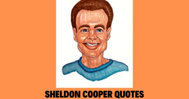 Sheldon Cooper Quotes featured