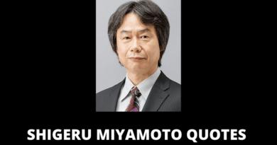 Shigeru Miyamoto quotes featured