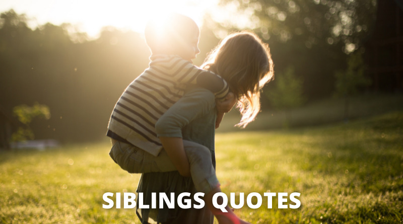 Siblings Quotes Featured