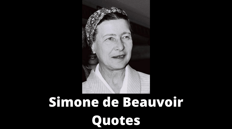 Simone de Beauvoir featured