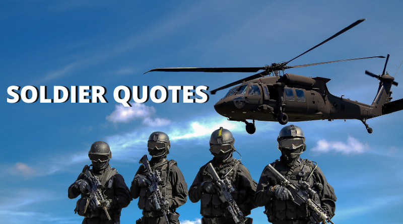 Soldier Quotes Featured