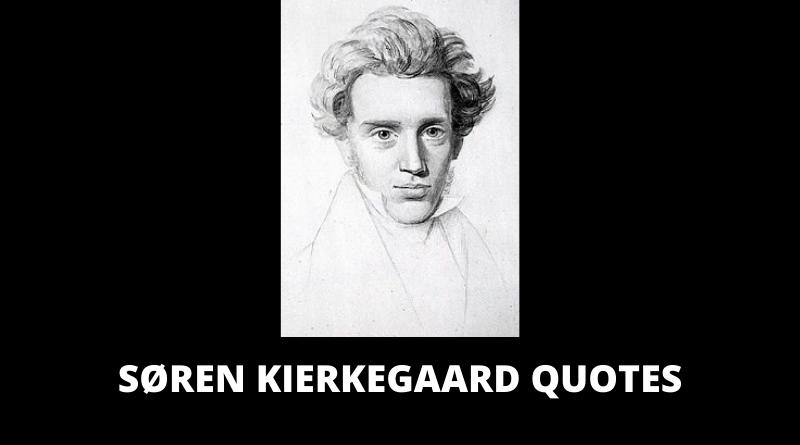 Søren Kierkegaard quotes featured