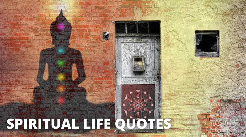 Spiritual Life Quotes Featured