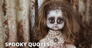 Spooky Quotes Featured