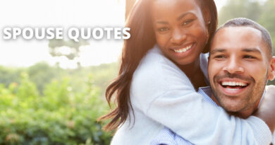 Spouse Quotes Featured