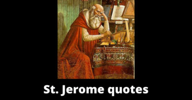 St Jerome quotes featured