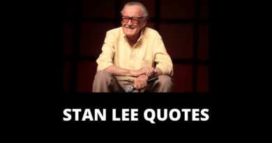 Stan Lee Quotes Featured New