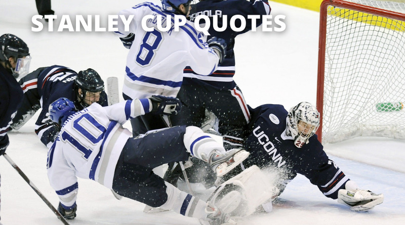 Stanley Cup Quotes Featured