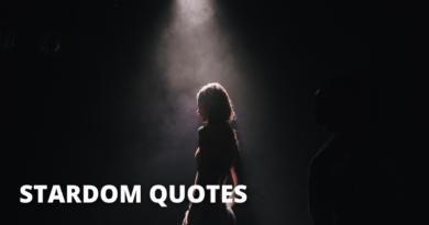 Stardom Quotes Featured